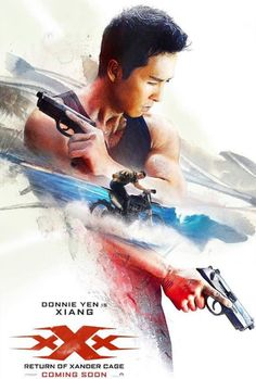 M.A.A.C. - Trailers For XXX 3 Starring VIN DIESEL, DONNIE YEN, & TONY JAA. UPDATE: Character Posters