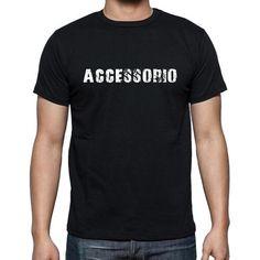 #maglietta #accessorio #uomini #parola Maglietta nera Obsession! Trovare questo e molti altri qui -> https://www.teeshirtee.com/collections/men-italian-dictionary-black/products/accessorio-mens-short-sleeve-rounded-neck-t-shirt