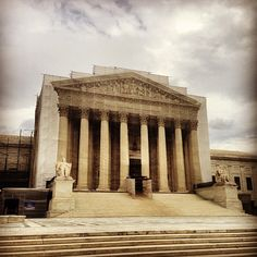 Supreme Court of the United States in Washington, D.C.