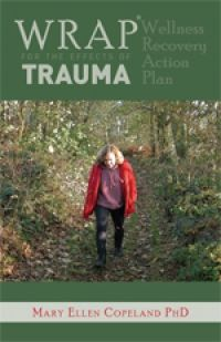 This book is for people who recognize trauma as the cause of their mental health difficulties, with info specific to the experience of being a trauma survivor. Wellness Recovery Action Plan, Emotional Resilience, Psychology Books, Graduate School, Counseling, My Books, Things I Want, Stress, Post Traumatic