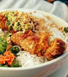 """El """"Bó Bún"""" se considera como un plato completo. Se puede comer frío o caliente, perfecto para desayunar."""