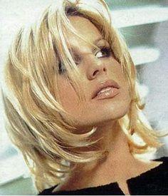 Coiffure mi long cheveux fins | coiffure | Pinterest | Long cheveux fins, Coiffure mi long et ...