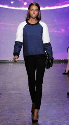 DKNY Runway Lookbook Spring 2013 - DKNY