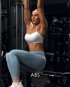 Plyometric Workout, Plyometrics, Tabata, Crunch Workout, Cable Abs, Crunches Challenge, Weight Trainer, Hanging Leg Raises, Increase Muscle Mass