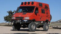 iveco daily 4x4 camper | Trasformazioni: Iveco Daily 4x4
