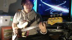 FF13-2が好きすぎて、戦闘バトル音楽のベース弾いてみた!