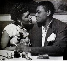 Billie Holiday And Her Husband Louis McKay