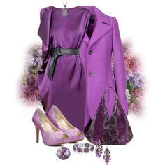 """Shades of Purple"""