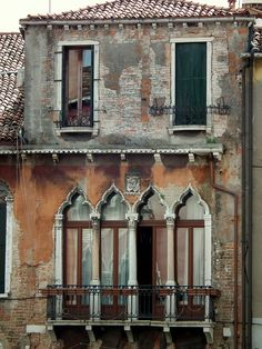 Nobody does decay better than Lady Venezia.