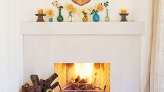 A fireplace, also known as the hearth of the home, represents not only utility but comfort and grace. Designs vary widely, depending on the home's aesthetic. If you're looking to remodel yours, these styles will serve as inspiration.