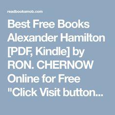 Arta bdjhgjsd on pinterest best free books alexander hamilton pdf kindle by ron chernow online for fandeluxe Gallery