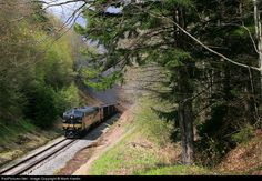 RailPictures.Net Photo: WVC 243 West Virginia Central Railroad EMD FP7 at Spruce, West Virginia by Mark Hardin