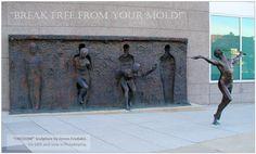 amazing, inspiring sculpture