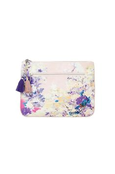 Harajuka Heiress Small Canvas Clutch By #camilla #camillawithlove  NOW ON SALE