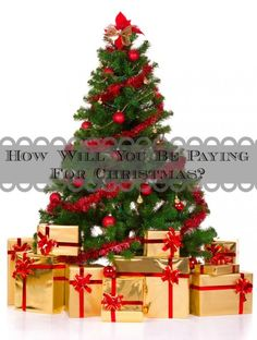 How Will You Be Paying For Christmas?