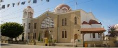 Apostolos Loucas, Church in Aradippou, Cyprus