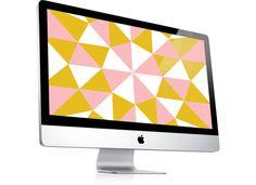 Geometric desktops from Herman Miller   How About Orange