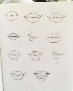 S'entraîner à dessiner sur les lèvresIl semble étrange les lundis ... , #dessiner #entrainer #etrange #levresil #lundis #semble