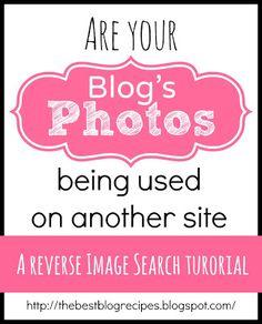 Blogging 101: A Reverse Image Search Tutorial