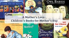 Some of our favorite stories about the special connection between a mother and her child.