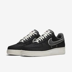 "Nike Air Force 1 Low 07 LV8 ""Basketball Leather"""