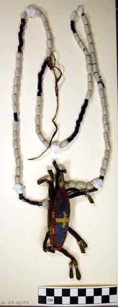 Ожерелье Сиу.