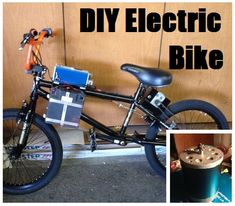 The exercise provided by a bike is undisputed. But if you are looking more for easily maneuverable small transportation then an electric bike is just the ticket! Diy Electronics, Electronics Projects, Build A Rocket, Electric Trike, Ticket, Transportation, Bicycle, Motorcycle, Exercise