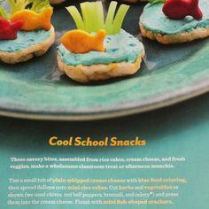 Cool school snacks