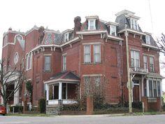 Ikirt House, East Liverpool, Ohio