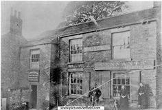 Rising Sun Inn Fulwood Road Sheffield #sheffield