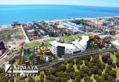 Seaview Luxury Apartments and Villas in Alanya Turkey