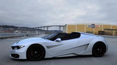 BMW M9. Bet they never sell anything with this much style.