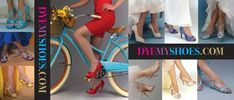 Dye My Shoes, The Leader in Bridal, Prom & Evening Footwear