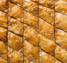 baklava rezept mit walnüssen und pistazien