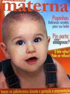 Capa da edição 15 da revista sempre materna