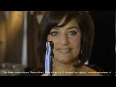 Thérèse Boer kiest voor een Murano wijnopener