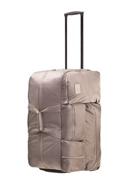 Thallo Cinder Duffle on Wheels 67cm #Samsonite #Thallo #Travel #Suitcase #Luggage #Strong #Lightweight #MySamsonite #ByYourSide