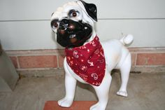 The Bohemian Bow Wow The Virginia Tech Hokie by cimoore on Etsy, $5.00