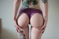 Lace low rise panties by weejulietots on Etsy, £18.00