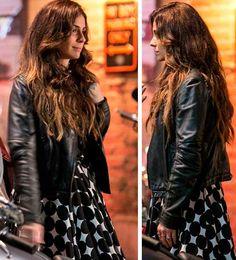 Alice (Giovanna Antonelli) roupas sol nascente. Brazilian soap opera