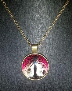 "19"" Women's Fashion Glass TREE OF LIFE Bronze Chain Necklace | Jewelry & Watches, Fashion Jewelry, Necklaces & Pendants | eBay!"