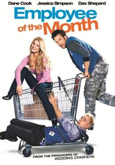 Rent Employee of the Month starring Dane Cook and Jessica Simpson on DVD and Blu-ray. Get unlimited DVD Movies & TV Shows delivered to your door with no late fees, ever. One month free trial! Dax Shepard, Super Club, Streaming Hd, Comedy Movies, Romance Movies, Love You Forever, Hd 1080p, Movies To Watch, Top Movies