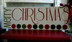 SUPER SATURDAY CRAFT KITS: Merry Christmas Polka-Dots