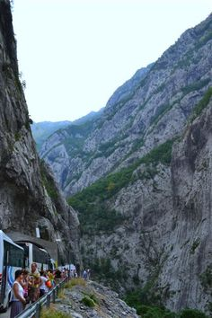 Platije - the deepest part of Moraca canyon :)