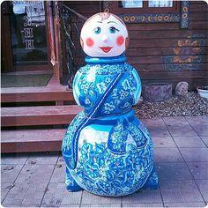 .@ale4kin85   #traveling #sightseeing #russia #suzdal #матрешка #суздаль #россия