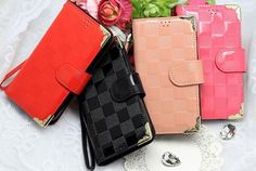 Lumiel Vere Square Diary Wallet Case for LG G Pro 2
