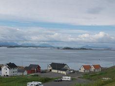 Ergan Coastal Fort - Bud, Norway