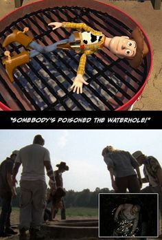 "Undeniable Proof That ""The Walking Dead"" And ""Toy Story"" Have The Exact Same Plot - BuzzFeed Mobile"