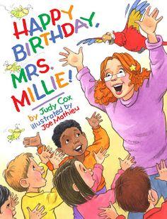 Happy Birthday Mrs. Millie