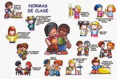 Maestr@s de infantil: NORMAS
